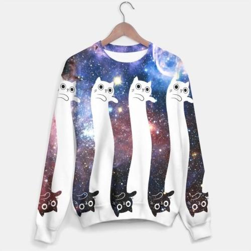 Vaikiškas džemperis CATS